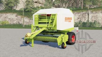 Claas Rollant 250 RotoCut〡round baler для Farming Simulator 2017