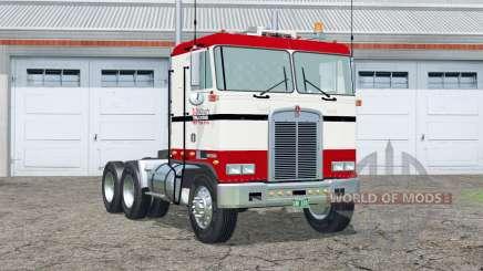 Kenworth K100〡McCrary Trucking для Farming Simulator 2015