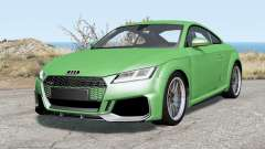 Audi TT RS coupe (8S) 2019 для BeamNG Drive