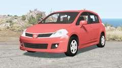 Nissan Versa hatchback (C11) 2010 для BeamNG Drive