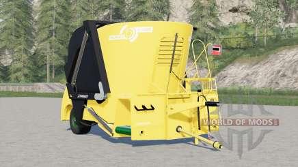 Trioliet Triomix S1 1200〡multicolor для Farming Simulator 2017