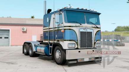 Kenworth K100E v1.3 для American Truck Simulator