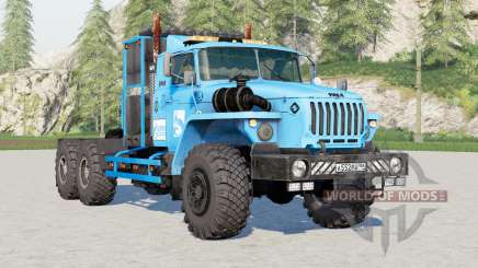 Урал 44202-72Е5 для Farming Simulator 2017