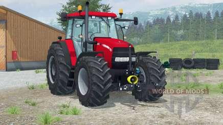 Case IH MXM180 Maxxum〡digital speedometer для Farming Simulator 2013