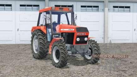 Ursuᵴ 1014 для Farming Simulator 2015