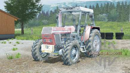 Zetor Crystal 8045 для Farming Simulator 2013