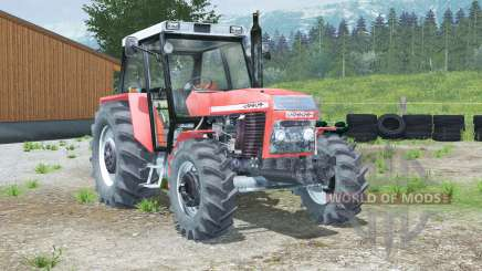 Ursus 1224 Turbo〡original sound для Farming Simulator 2013