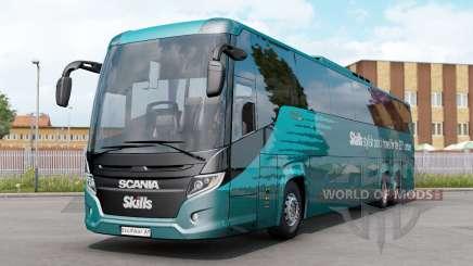 Scania K410 Touring HD v1.1 для Euro Truck Simulator 2