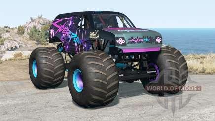 CRD Monster Truck v2.1 для BeamNG Drive