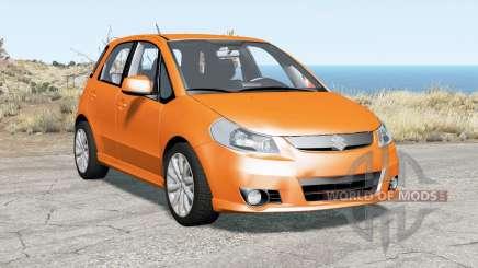 Suzuki SX4 SportBack 2010 для BeamNG Drive