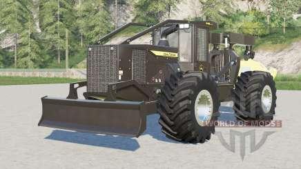 John Deere 948L-II〡choice of wheels для Farming Simulator 2017