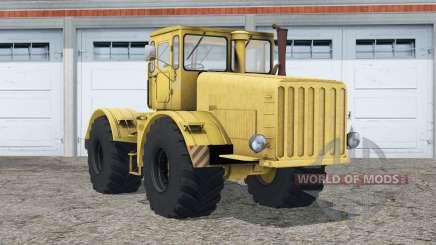 Кировец К-700〡зеркала отражают окружение для Farming Simulator 2015