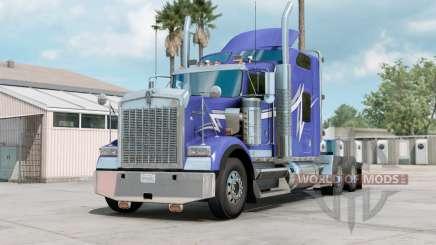 Kenworth W900B v1.2.39 для American Truck Simulator
