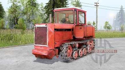 ДТ-75 и Т-74 для Spin Tires