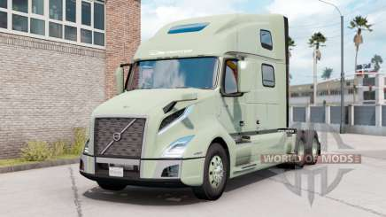 Volvo VNL series v2.26 для American Truck Simulator