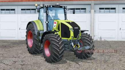 Claas Axioꞃ 950 для Farming Simulator 2015