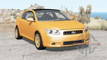 Scion tC (AT10) 2005 для BeamNG Drive