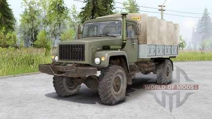 ГАЗ 3308 Садко и ГАЗ 33081 Егерь для Spin Tires