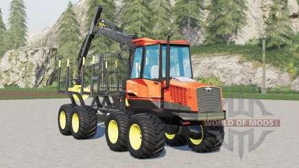 Valmet 840.3 для Farming Simulator 2017