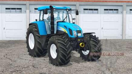 New Holland T7550〡animated dashboard для Farming Simulator 2015