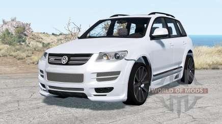 Volkswagen Touareg R50 (Typ 7L) 2007 v1.1 для BeamNG Drive