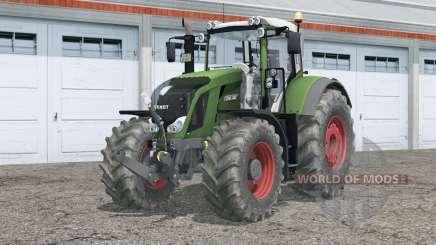Fendt 828 Vario〡animated steering для Farming Simulator 2015