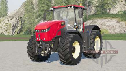 JCB Fastrac 8330〡more horsepower для Farming Simulator 2017