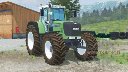 Fendt 926 Vario TMS〡animated fenders для Farming Simulator 2013