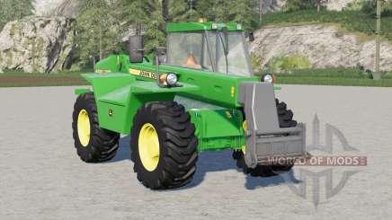 John Deere 4500 для Farming Simulator 2017