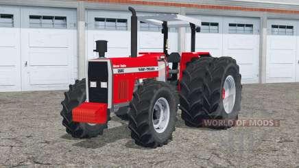 Massey Ferguson 2680〡dual rear wheels для Farming Simulator 2015