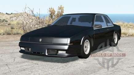 Soliad Wendover BlackOver для BeamNG Drive