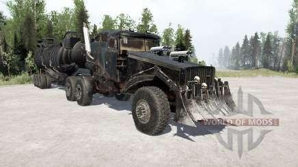 The War Rig для MudRunner