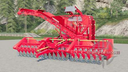 Grimme Rootster 604〡18 row для Farming Simulator 2017