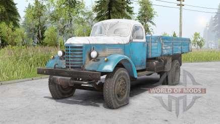 FAW Jiefang CA10 4х2 1956 для Spin Tires
