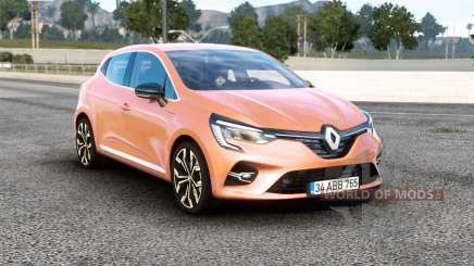 Renault Clio V 2019 для American Truck Simulator