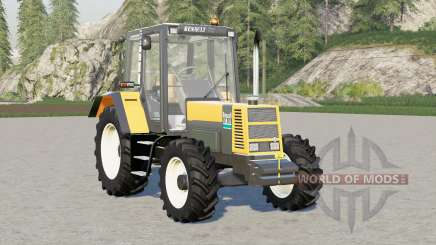 Renault 110.14 TX〡wheels selection для Farming Simulator 2017