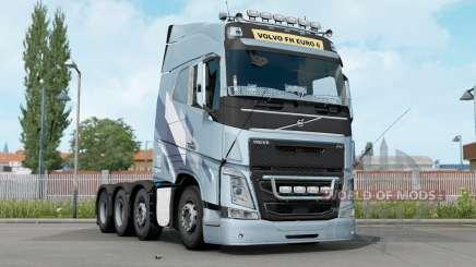 Volvo FH series 2012〡Brasil Edition для Euro Truck Simulator 2