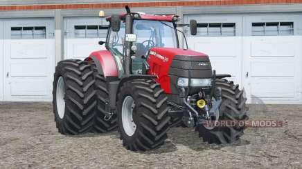 Case IH Puma 240 CVX〡rear twin wheels для Farming Simulator 2015