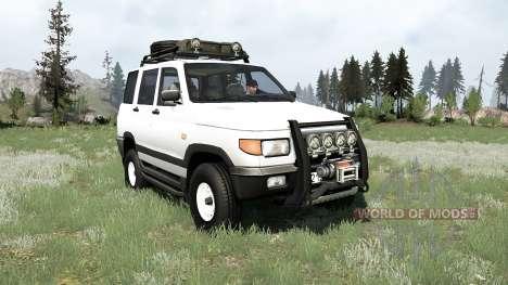 УАЗ 3160 для Spintires MudRunner