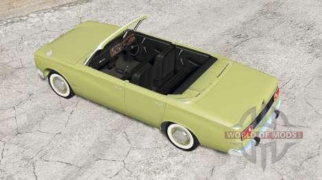 Ibishu Miramar cabriolet v1.3 для BeamNG Drive