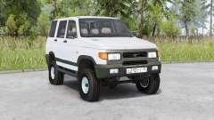 УАЗ 3160 v1.2 для Spin Tires