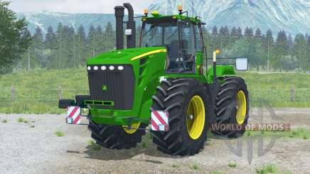 John Deere 9630〡wheels options для Farming Simulator 2013