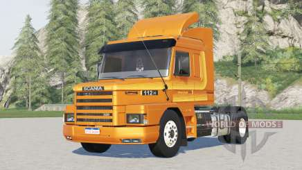 Scania 3-series, L-series, R-series для Farming Simulator 2017