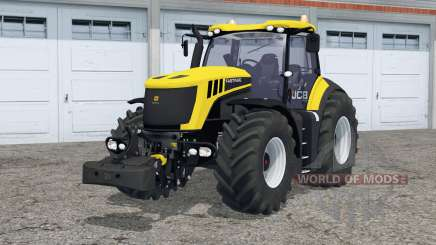 JCB Fastrac 8310〡with front weight для Farming Simulator 2015