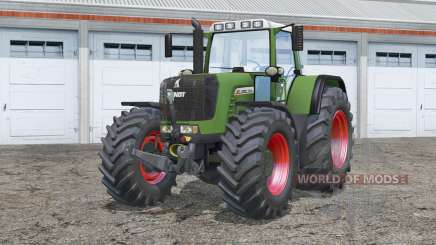 Fendt 930 Vario TMS〡real mirror для Farming Simulator 2015