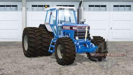 Ford 8630〡dual rear wheels для Farming Simulator 2015