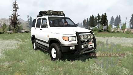 УАЗ 3160 для MudRunner