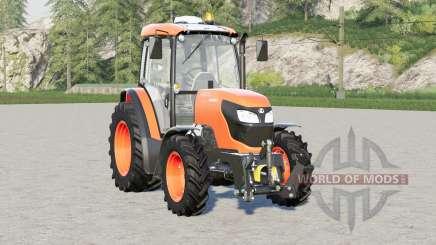 Kubota M4062 для Farming Simulator 2017