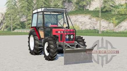 Zetor 7745 UKT для Farming Simulator 2017