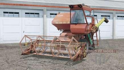 СК-5 Нива〡с жаткой для Farming Simulator 2015